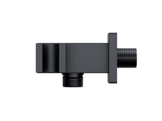 Hand shower holder Corsan CMU189BL black