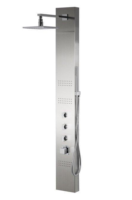 Corsan Neo S060 z termostatem i oświetleniem LED